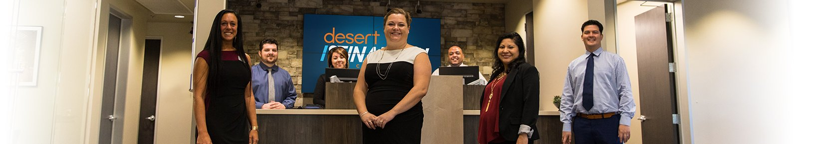 Banking with Desert Financial