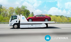Carvana belly image
