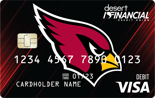 Arizona Cardinals Card