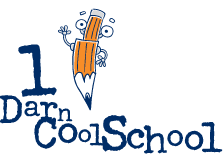 One Darn Cool School logo