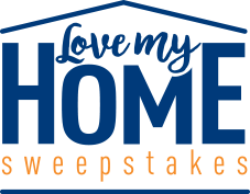Love my Home Sweepstakes logo