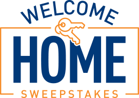 Welcome Home Sweepstakes brought to you by Desert Financial.