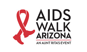We showed our support for those living with HIV & AIDS